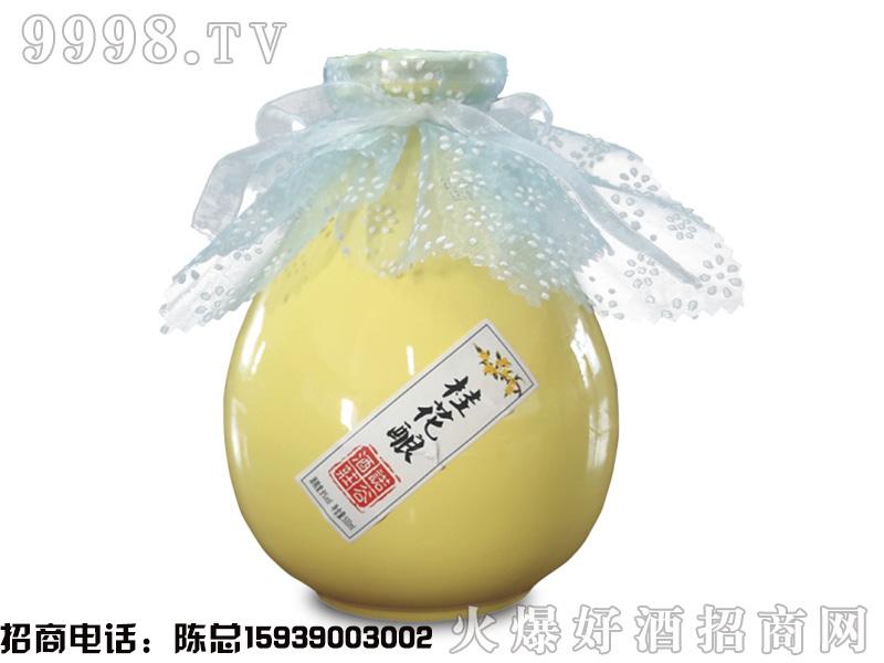 诺谷酒庄・桂花酿8°500ml