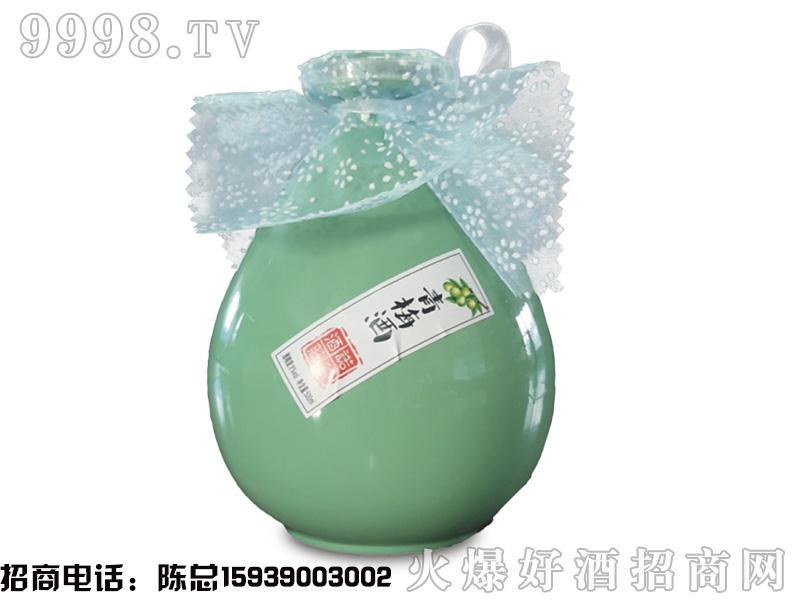 诺谷酒庄・青梅酒8度500ml