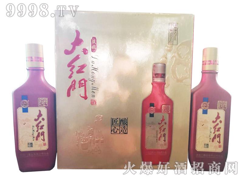 大红门酒匠心酿造42°500ml浓香型白酒