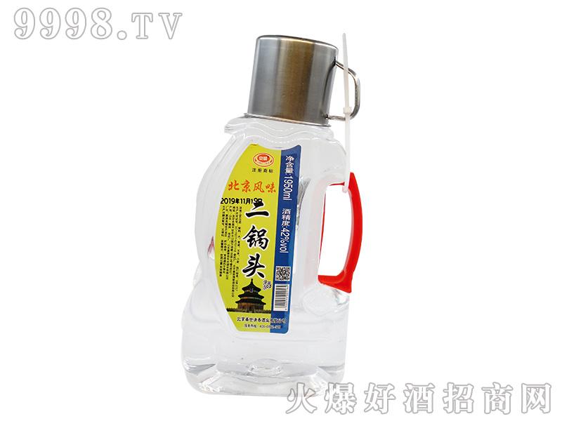 京景二锅头酒42°1950ml浓香型白酒-白酒类信息