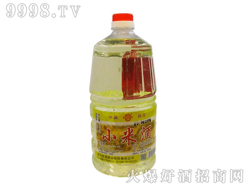 蜀侨小米酒40°1500ml浓香型白酒