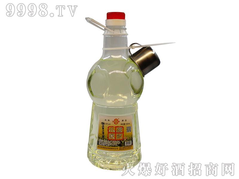 蜀侨小米原浆42°1500ml浓香型白酒