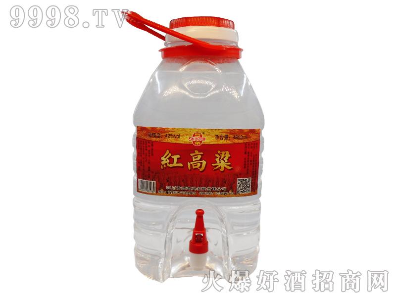 蜀侨红高粱42°4850ml浓香型白酒