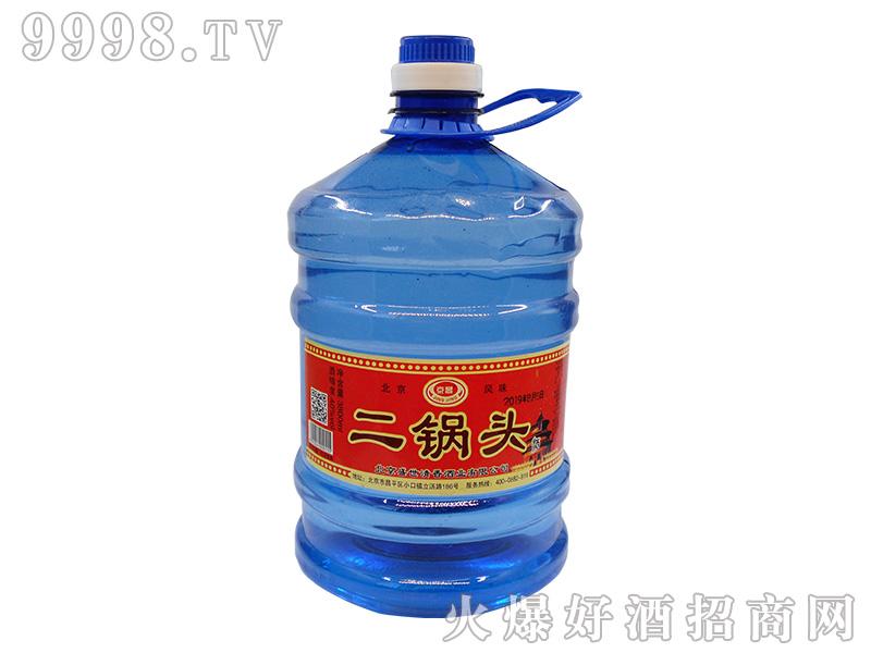 京景二锅头40°3800ml浓香型白酒