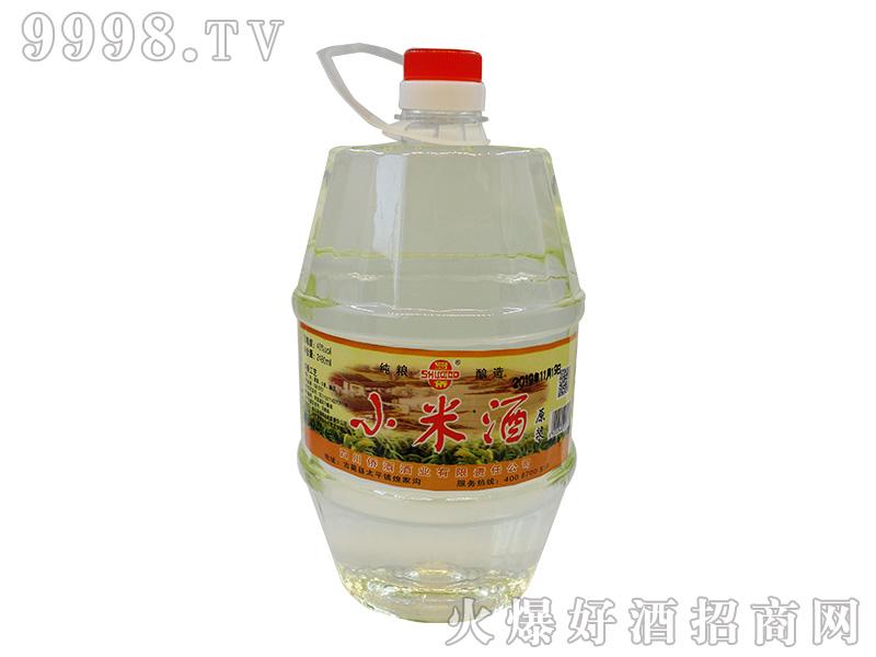 蜀侨小米酒40°2480ml浓香型白酒