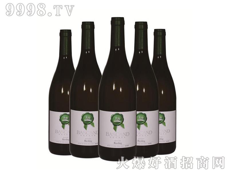 巴斯坎德酒庄(雷司令)