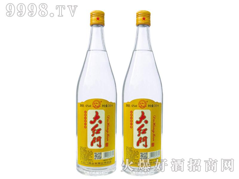 大红门酒42°248ml浓香型白酒