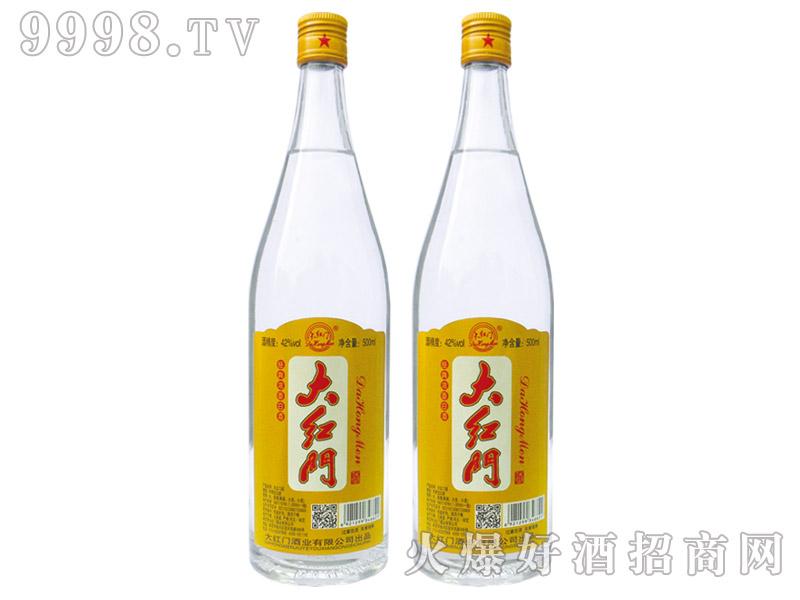 大红门酒42°500ml浓香型白酒