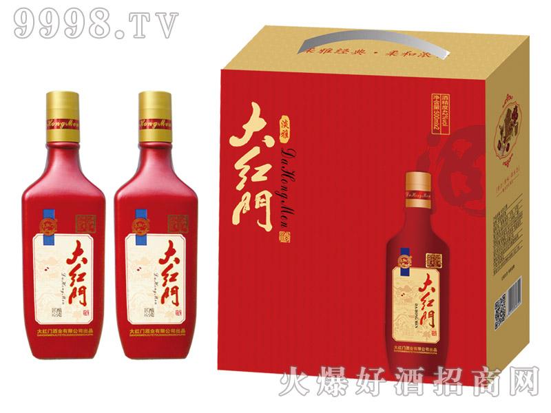 大红门酒42度500ml浓香型白酒