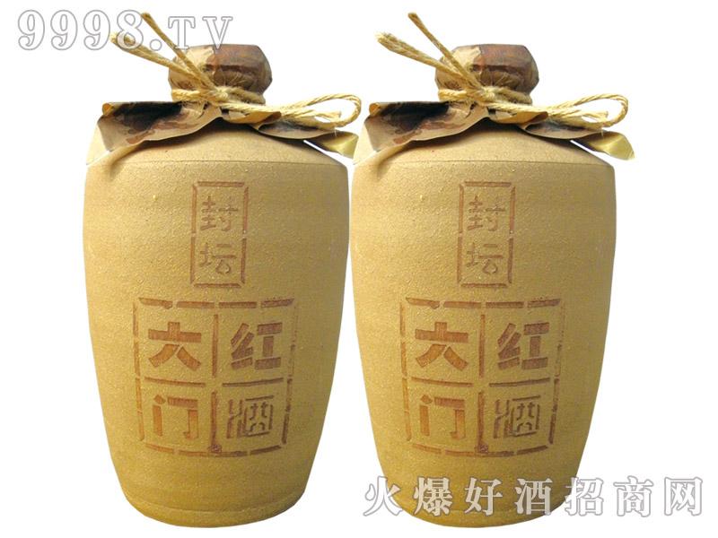 大红门酒封坛原浆42度1.5L浓香型白酒