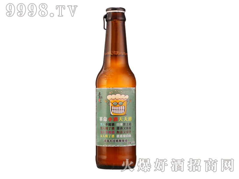 千红啤酒革命小酒275ml-啤酒类信息