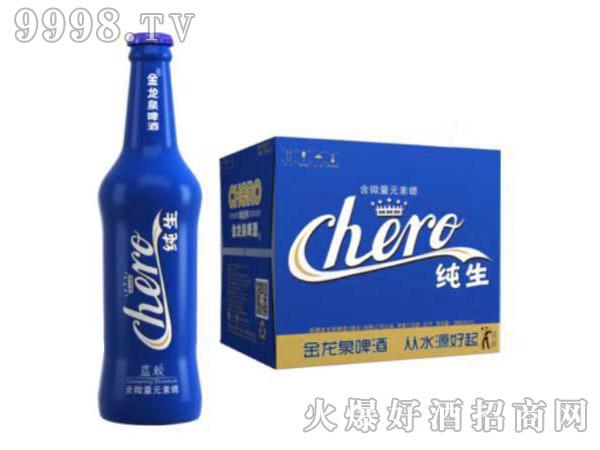 金龙泉啤酒蓝颜纯生388ml8°P-啤酒类信息
