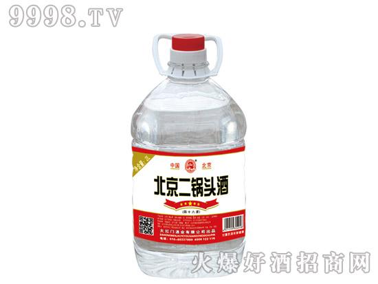 大红门北京二锅头酒46°2L清香型白酒