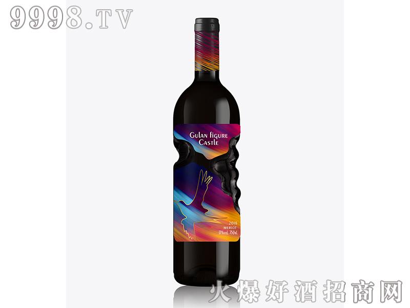 谷兰图城堡·风之韵寻觅干红葡萄酒14.5度