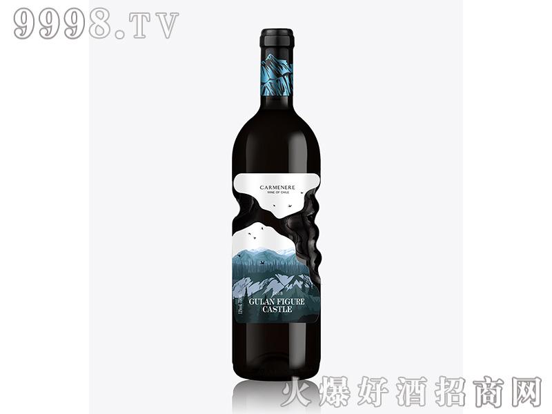 谷兰图城堡·静谧之森干红葡萄酒14.5度
