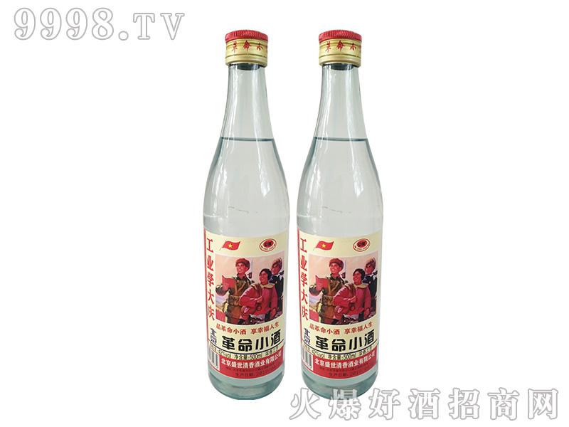 革命小酒500ml-42%vol浓香型白酒