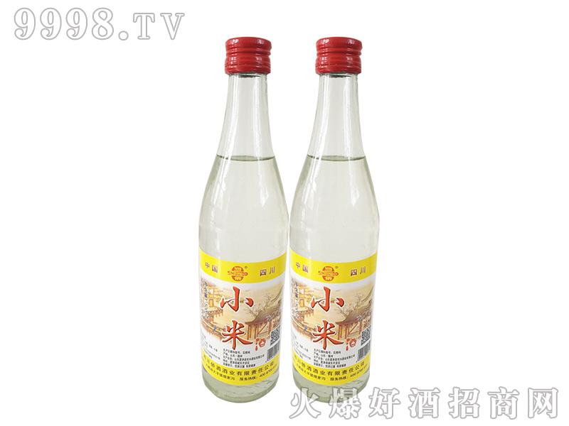 小米酒500ml42%vol浓香型白酒