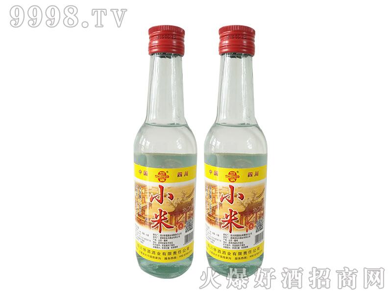 小米酒248ml42%vol浓香型白酒