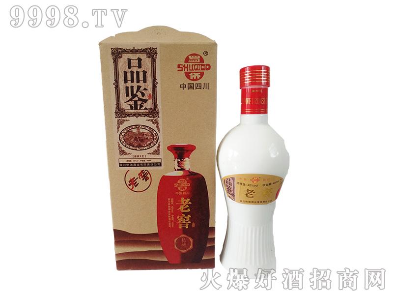 品鉴老窖酒42°500ml浓香型白酒