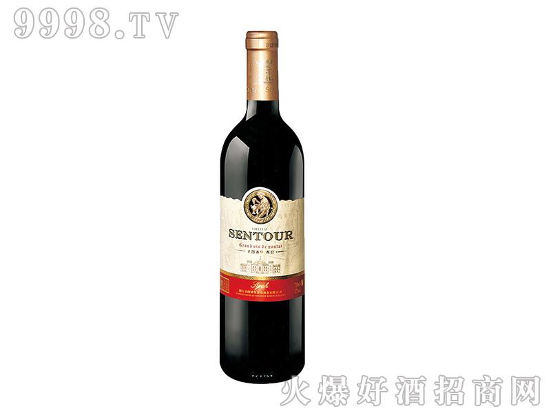 圣图酒堡・西拉干红葡萄酒-红酒类信息