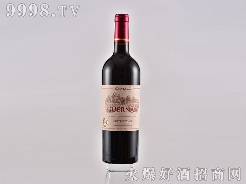 格朗干红葡萄酒12度