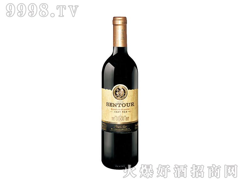 圣图酒堡黑比诺干红葡萄酒-红酒类信息