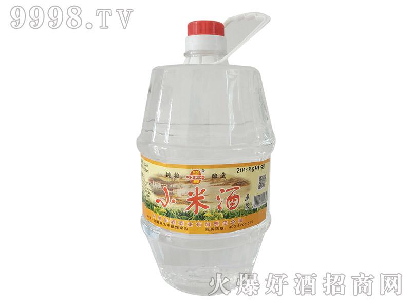蜀桥小米酒原浆40°2480ml浓香型白酒