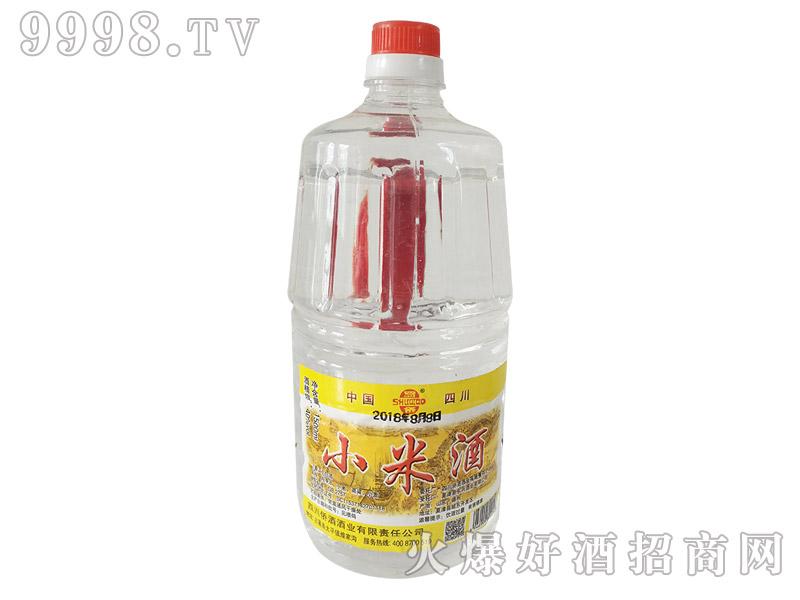 蜀桥小米酒40°1500ml浓香型白酒