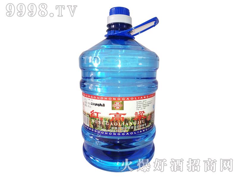 蜀桥红高粱酒40°4000ml浓香型白酒-白酒类信息