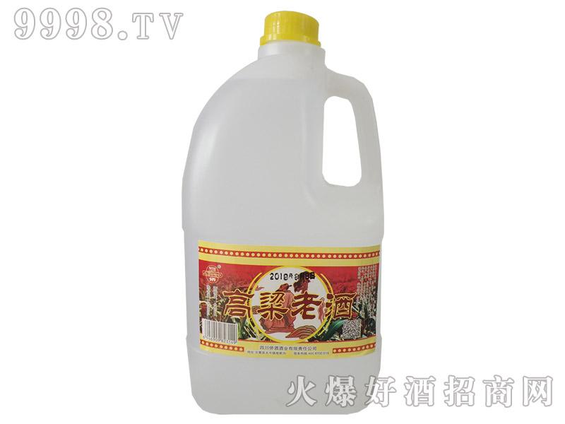 蜀桥高粱老酒42°3000ml浓香型白酒