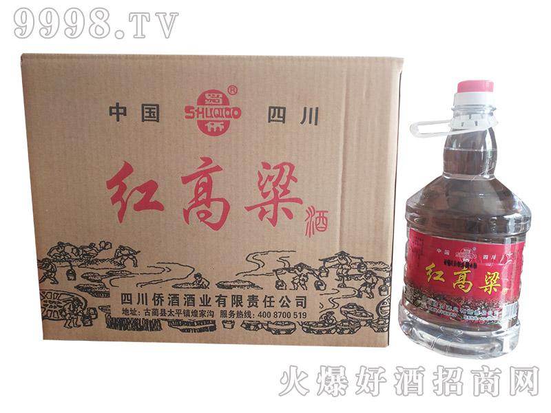 蜀桥红高粱酒42°1750ml浓香型白酒-白酒类信息