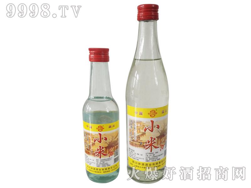 蜀桥小米酒42°247ml 500ml浓香型白酒