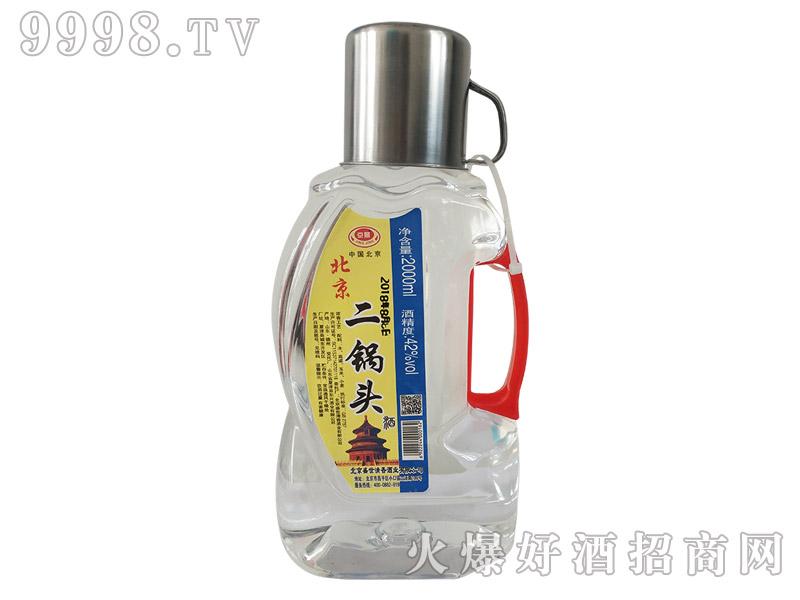 京景北京二锅酒42°2000ml浓香白酒-白酒招商信息