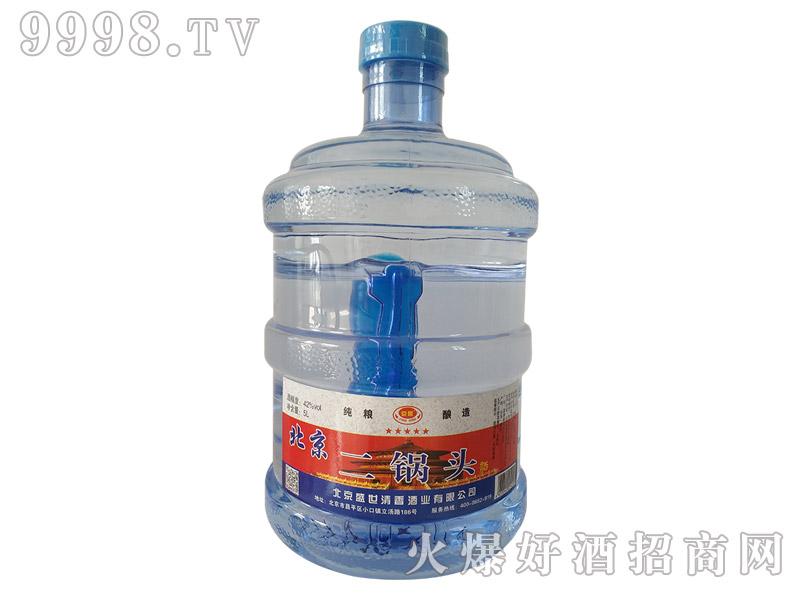 京景北京二锅酒42°5L浓香型白酒