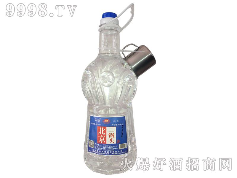 京景北京二锅酒42°3850ml浓香型白酒