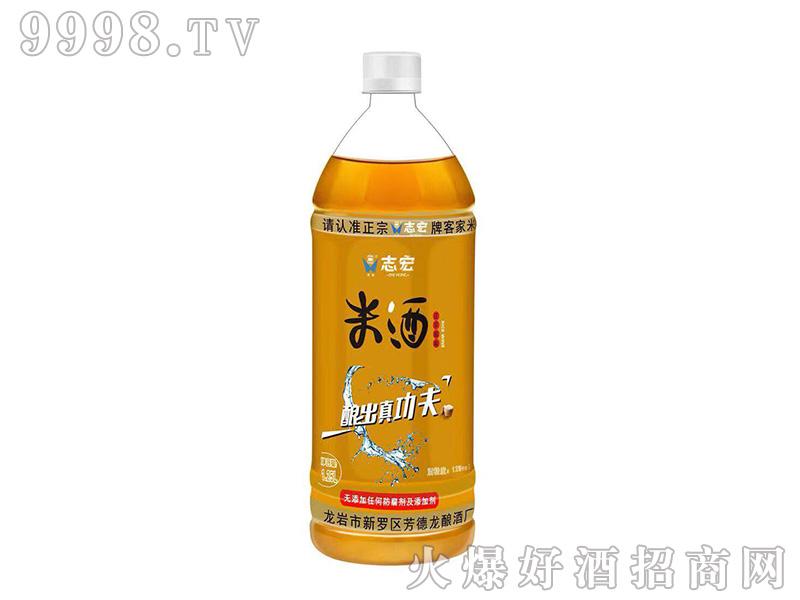 志宏米酒12°1.25ml