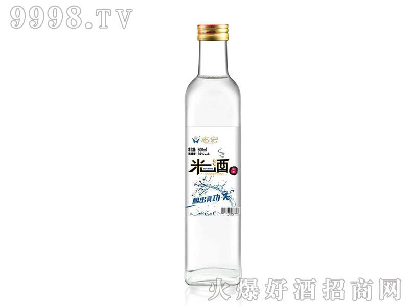 志宏米酒32°500ml