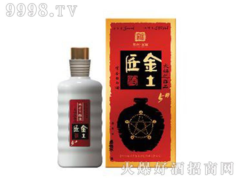 金土匠酒(白)53°500ml酱香型白酒