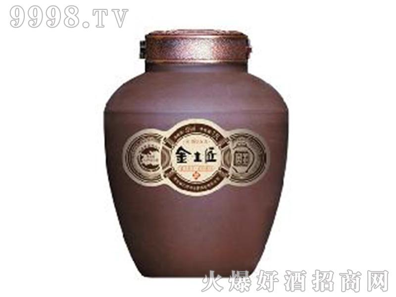 金土匠3斤坛子酒