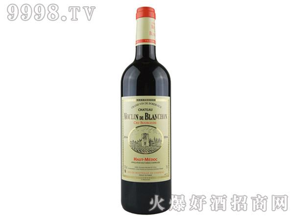 白豹庄园干红葡萄酒2016-红酒类信息