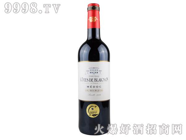 碧昂庄园干红葡萄酒2016