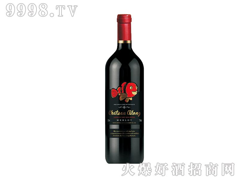 艾隆酒庄龙御干红葡萄酒
