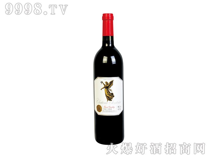 圣图酒堡·赤霞珠干红葡萄酒天使