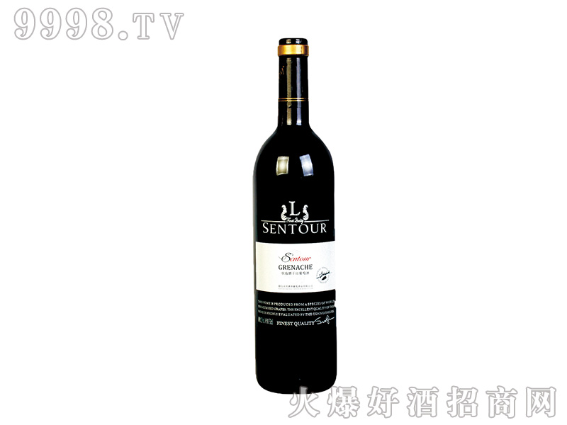 圣图酒堡·歌海娜干红葡萄酒-红酒类信息