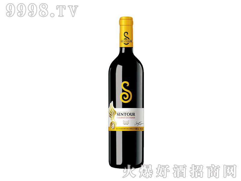 圣图酒堡·梅洛干红葡萄酒S标-红酒类信息
