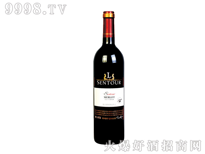 圣图酒堡·美乐干红葡萄酒-红酒类信息