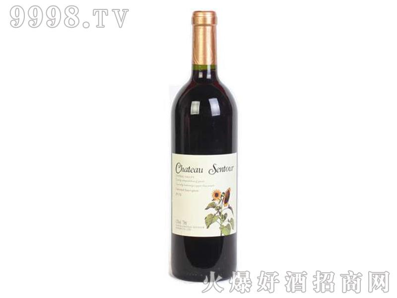 圣图酒堡赤霞珠干红葡萄酒向日葵-红酒类信息