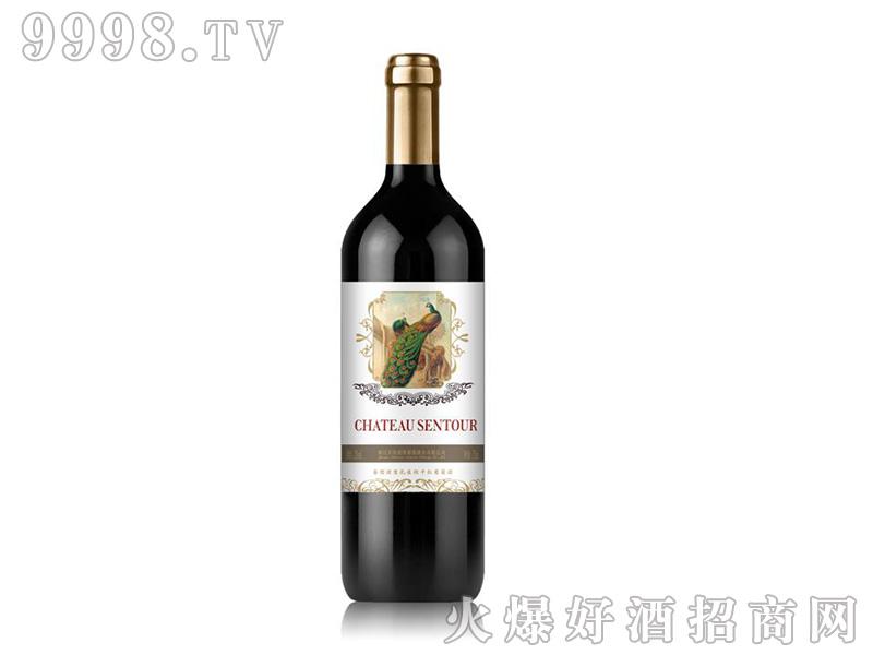 圣图酒堡孔雀翎干红葡萄酒-红酒类信息