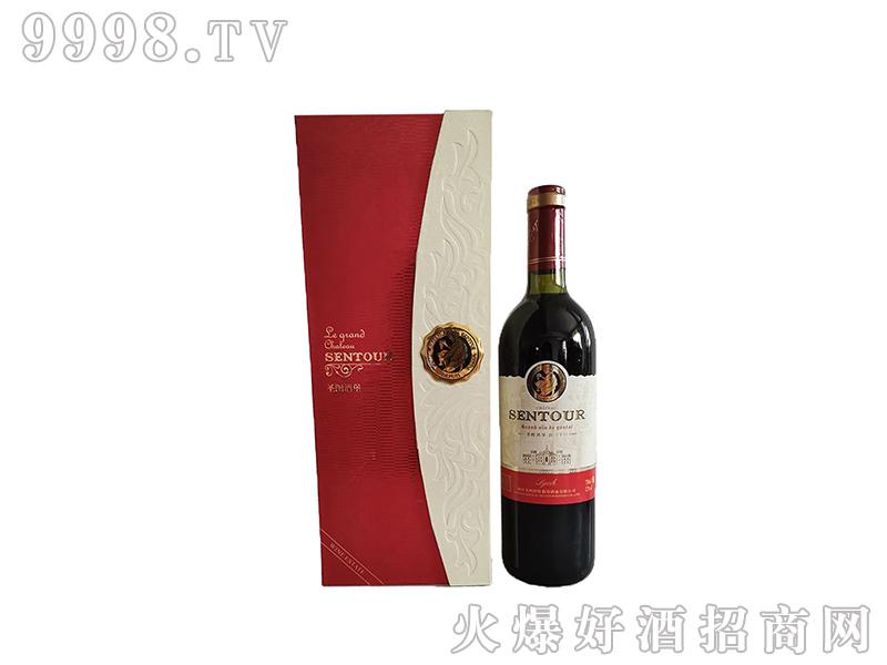 圣图酒堡・西拉干红卡盒1-红酒类信息