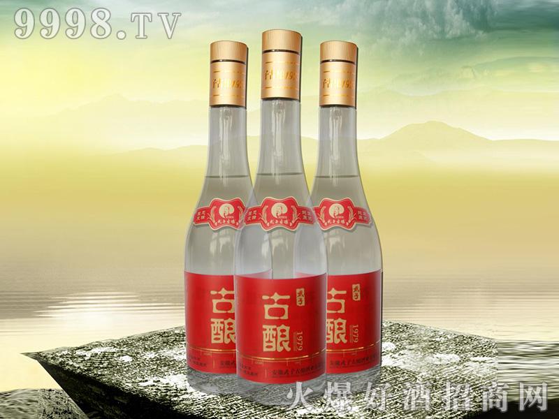 武子古酒古酿(红标)浓香型白酒
